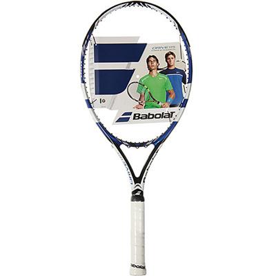 ◆即納◆バボラ(Babolat) ドライブ(DRIVE) 115 101243 BLU 【硬式 テニスラケット 未張り上げ ケース付き】の画像