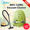 Midea Vacuum Cleaner MVC32WG Available in Green and Orange