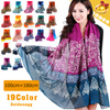 Easy Style Up with Me◆100*180Cm- Stylish Linen scarf for woman◆Spring and Autumn/ Shawl / Unique Colors/ MUST HAVE ITEMS-Up to 5、Same Delivery Fee