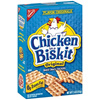 Nabisco Chicken in a Biskit Baked Snack Crackers Original (7.5 oz) (12 oz) (Pack of 6) (Pack of 12)