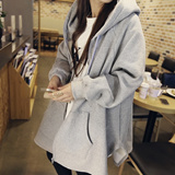 ★ Korea fashion industry NO.1 Naning9 ★limited special price ♥ incredible bargain ♥ 2015 S / S New! High Quality!/Trendy Hoodies jackets★