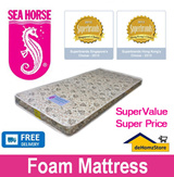 Premium Sea Horse Super Value Foam Mattress