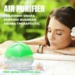 AIR PURIFIER PEMBERSIH UDARA BASIC SET MODEL DAUN (NON LED)DEKORASI RUMAH PEWANGI RUANGAN/MEJA KANTOR Air Purifier/Aromatherapy/Purifier/Air Freshener