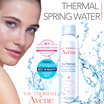 ❤No.1 facial spray❤ Avene Thermal Spray. Imported from France. Highly reccomended by skin doctors. Achieve baby skin without makeup/mask/cream. Great for travel/gift bag. nt loreal