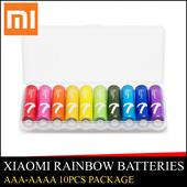 XIAOMI Rainbow High Quality Battery AA AAA Free Storage Box for Batteries - 100% Original