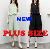 【25/6 NEW ARRIVALS 】600+ style S-7XL NEW PLUS SIZE FASHION LADY DRESS OL BLOUSE PANTS TOP