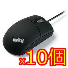 【送料無料】【訳あり】《お得な10個セット》激安で赤字販売(泣)!ホイールボタンでラクラク パソコン操作!USB 接続 有線 字光式 オプティカル ホイール マウス (ミニ) ノートパソコン サブPC 管理運用サーバー  Windows8対応の画像