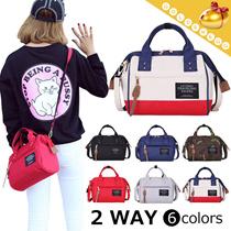 【予約】【送料無料】ナイロン人気バッグ/学生バッグ/修学旅行/通学/ファッションかばん/ハンドバッグ/斜め掛けバッグ/6 colors