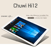 CHUWI Hi12  Dual OS Windows10 Andoroid グレー色 / タブレットPC / 12インチスクリーン / インテル Z8300 Quad core 1.44GHz / インテル HD Graphic  Gen 8 / 4GB Ram /  タブレット / Micro HDMI / TFカードスロット / Micro USB / USB 2.0 3.0
