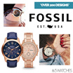 *ORIGINAL FOSSIL* Over 200 Latest Design!  Men and Ladies Fossil Watches. Free delivery and 1 year supplier warranty.  AM JR FS ES AM4483 ES3565 FS4835 FS4872 JR1424 JR1490