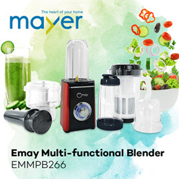 Mayer Multi Blender Amazing Mixer! Soya milk maker!