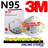 3M 8210 N95 Particulate Respirators (Box of 20) [Singapore]