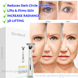 Skinward IONER / No more Botox!! / Instantly Ageless / Reduces Dark Circle /anti aging/ Winkles / Lifts  Firms Skin/  INCREASE RADIANCE / 3D LIFTING