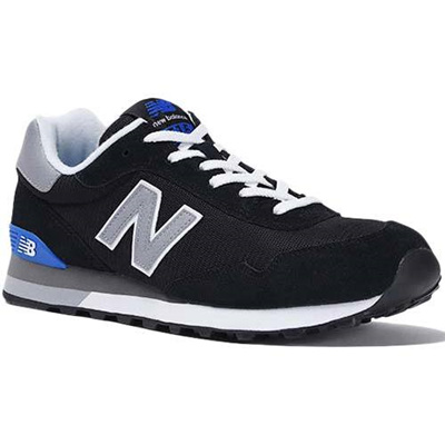 ニューバランス(newbalance)カジュアルシューズブラック/グレーML515COMD【メンズスニーカー靴】