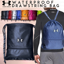 Authentic UNDER ARMOUR Drawstring backpack for sports swimming outdoor yoga gym hiking