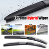 ★Korea Best★Extreme Hybrid Wiper 2pcs 1set/11000 reviews 98% satisfaction in Korea/ Advantages of both usual wiper and flat wiper/U Hook/Car Accessories/Power Car Scratch Remover