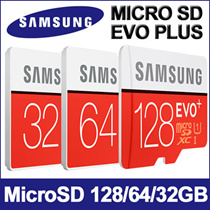 [CHEAPEST!] ★ Micro SDXC Memory Card Class10 EVO PLUS 128GB 64GB 32GB UHS-1 ★ Original Authentic SAMSUNG ★ for Note 7 / S7 Edge / S6 / Note 5 / Note 4