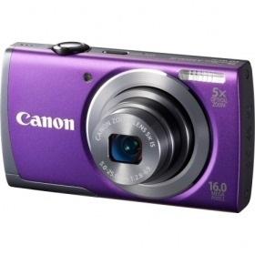 【クリックで詳細表示】8165B004 デジタルカメラ PowerShot A3500 IS (パープル)
