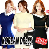 ★Premium Dresses New Arrival★Korean No.1 Top PLAN.J / worlwid trendy items sleeveless beach w