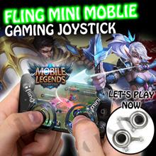 🔥🔥2017 Latest Hot Sale stuff 🔥🔥 Fling Mini Game  Joy Stick For iPhone Samsung iPad  Smart phone