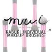 ★ M.U.I ★ INDIVIDUAL BRUSHES   GRAB YOURS NOW $2.99   Foundation / Powder / Blush / Tapered / Crease