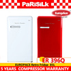EUROPACE Retro Fridge ER 396Q 85L - 5 Year Compressor Warranty