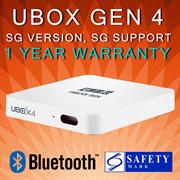 **LOCAL SELLER** [2017 UBOX GEN 4] UNBLOCK Tech MEDIA TV BOX UBTV Gen 4 S900 Pro SG Version