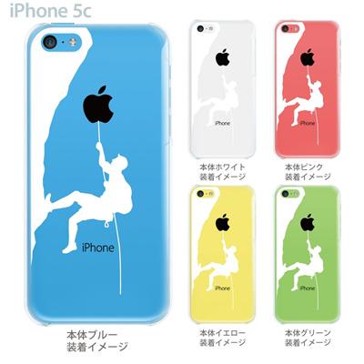 【iPhone5c】【iPhone5c ケース】【iPhone5c カバー】【ケース】【カバー】【スマホケース】【クリアケース】【クリアーアーツ】【登山】 06-ip5cp-ca0004の画像