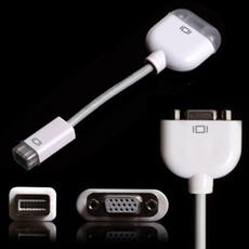 Apple用 Mini DVI-VGAアダプタ