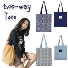 💜Best Tote bag💜 canvas shoulder bag / weekend handbag / christmas gift