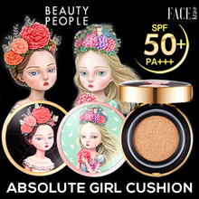 ❤Beauty People New Star Product❤ Absolute BB Cushion for flawless and smooth skin❤No 1 brand in Korea❤Corrects Skin Tone❤Covers blemishes❤