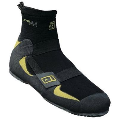 レベルシックス(LEVEL SIX) Creek Boots 7 LS13A000000330 【カヌー カヤック パドリングブーツ ハイカット】の画像