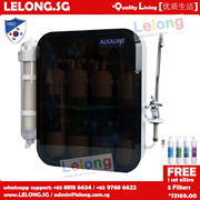 Korea Water Purification KR3000 Weak Alkaline Water Purifier System Korea Alkaline Water Filters