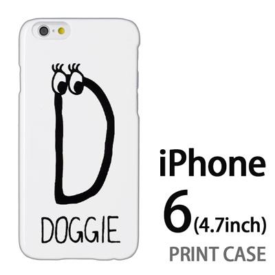 iPhone6 (4.7インチ) 用『0623 「D」』特殊印刷ケース【 iphone6 iphone アイフォン アイフォン6 au docomo softbank Apple ケース プリント カバー スマホケース スマホカバー 】の画像