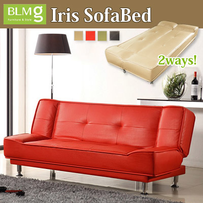 Qoo10 Blmg Sg Iris Sofabed Sofa Furniture Chair Home