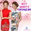 CNY Cheongsam Qipao Best Quality Best Seller CNY Cheongsam Qipao Modern Cheongsam Oriental 旗袍