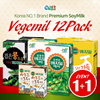 Korea NO.1 Brand★Vegemil Selection 12Pack★1+1 Event / Premium soymilk/light texture/korchina_B2C16_2