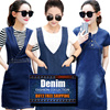 The new spring and summer of 2016 cultivate ones morality fashion denim shirt/pants/dress