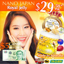 [Final Year-End Clearance!!! $5 CASH REBATE*] ♥FREE* 10-days MORE!!! ★HIGH DOSAGE 10-HDA ♥SG #1 BEST-SELLING ROYAL JELLY!! ★ ORGANIC-CERTIFIED ♥ Made In Australia
