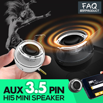 Phone Accessories★Leadsound★F10 2st Generation★portable mini speaker 3.5mm jack mini speaker for pho
