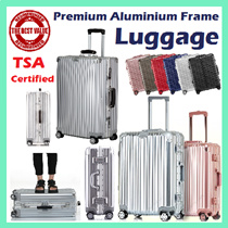 ♥[Best Value] Luggage Aluminium Alloy Frame Hard Shell ABS Polycarbonate Travel Bag/Case Trolley 20 Inch/ 26 Inch/ 29 Inch