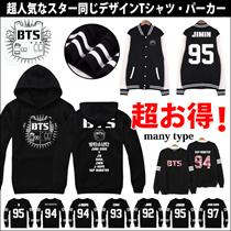 防弾少年団 BTS TEAM T-shirts / 半袖Tシャツ/パーカー/ トレーナー / BTS / JUNG KOOK /SUGA /韓国スター 同スタイル 衣装 セーターLL269Jung K
