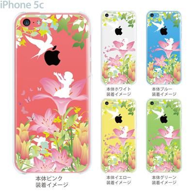 【iPhone5c】【iPhone5c ケース】【iPhone5c カバー】【ディズニー】【iPhone 5c ケース】【クリア カバー】【スマホケース】【クリアケース】【イラスト】【クリアーアーツ】【親指姫】 08-ip5c-ca0100ewの画像