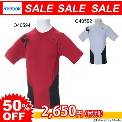 リーボック (Reebok) S/S ZIGTECH コンプレッション トップ AAMP1166 [分類:コンディショニングシャツ (メンズ・ユニセックス)]の画像