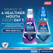 [PG] 【RESTOCKED!!】 ORAL B PRO Health Mouthrinse as low as $5.80!