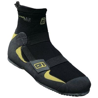 レベルシックス(LEVEL SIX) Creek Boots 10 LS13A000000333 【カヌー カヤック パドリングブーツ ハイカット】の画像