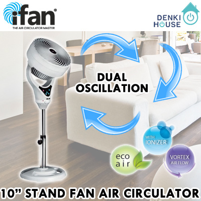 how to clean ifan if 7619