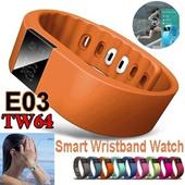 TW64 Smart Bracelet Smartband Wristband Fitness Band Bluetooth Smartwatch Sleep Tracker Like Fitbit Charge Flex XiaoMI Band Garmin Jawbone Gear Fit Sony SWR10 Razer Nabu
