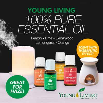 Essential oil sg