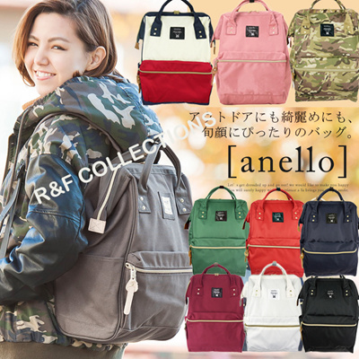 0ca220f21b80  JAPAN ORIGINAL ANELLO RUCKSACK BUY2FREE DELIVERY JAPAN HOT SELLING BACKPACK   UNISEX LARGE CAPACITY SCHOOL BAG suit for students mommy ladies men children